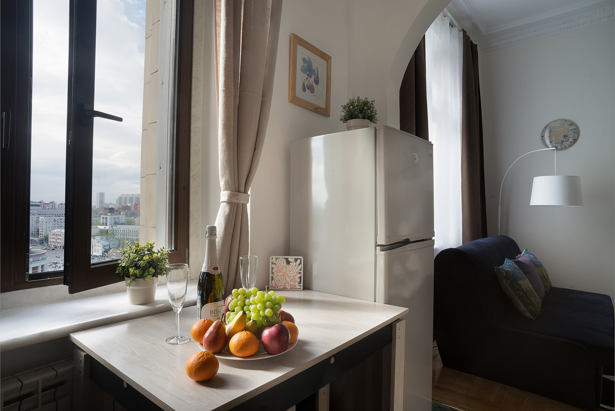Photos of the apartment for rent. Mini hotel in the center of Moscow