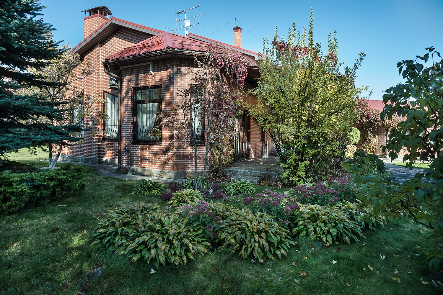 The appearance of the house near Moscow. Photos of real estate for sale