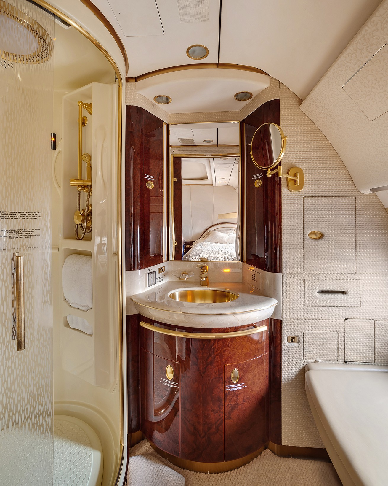 Personal aircraft. Interiors Photographer Toll