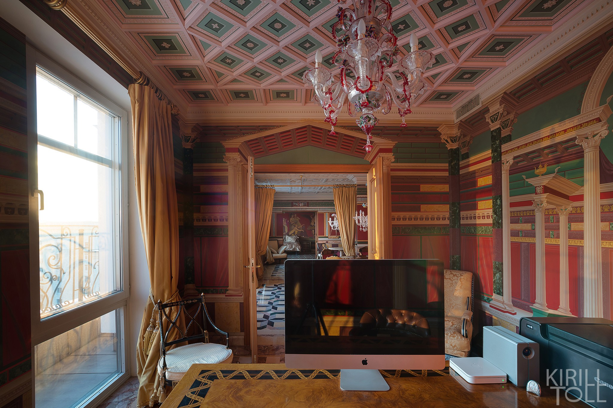 The most amazing apartments. Interior photography in Moscow