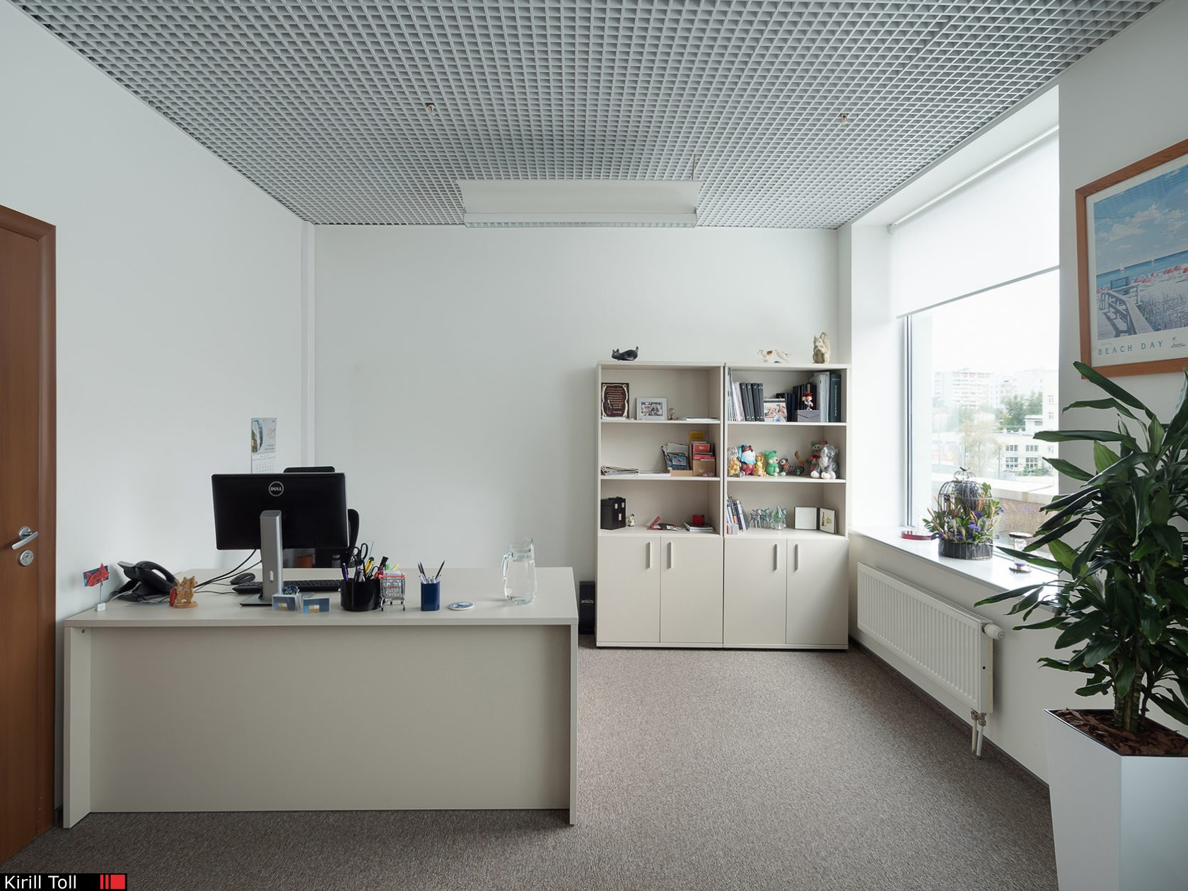 Office interiors with furniture. Photos for presentations in the photographer's gallery