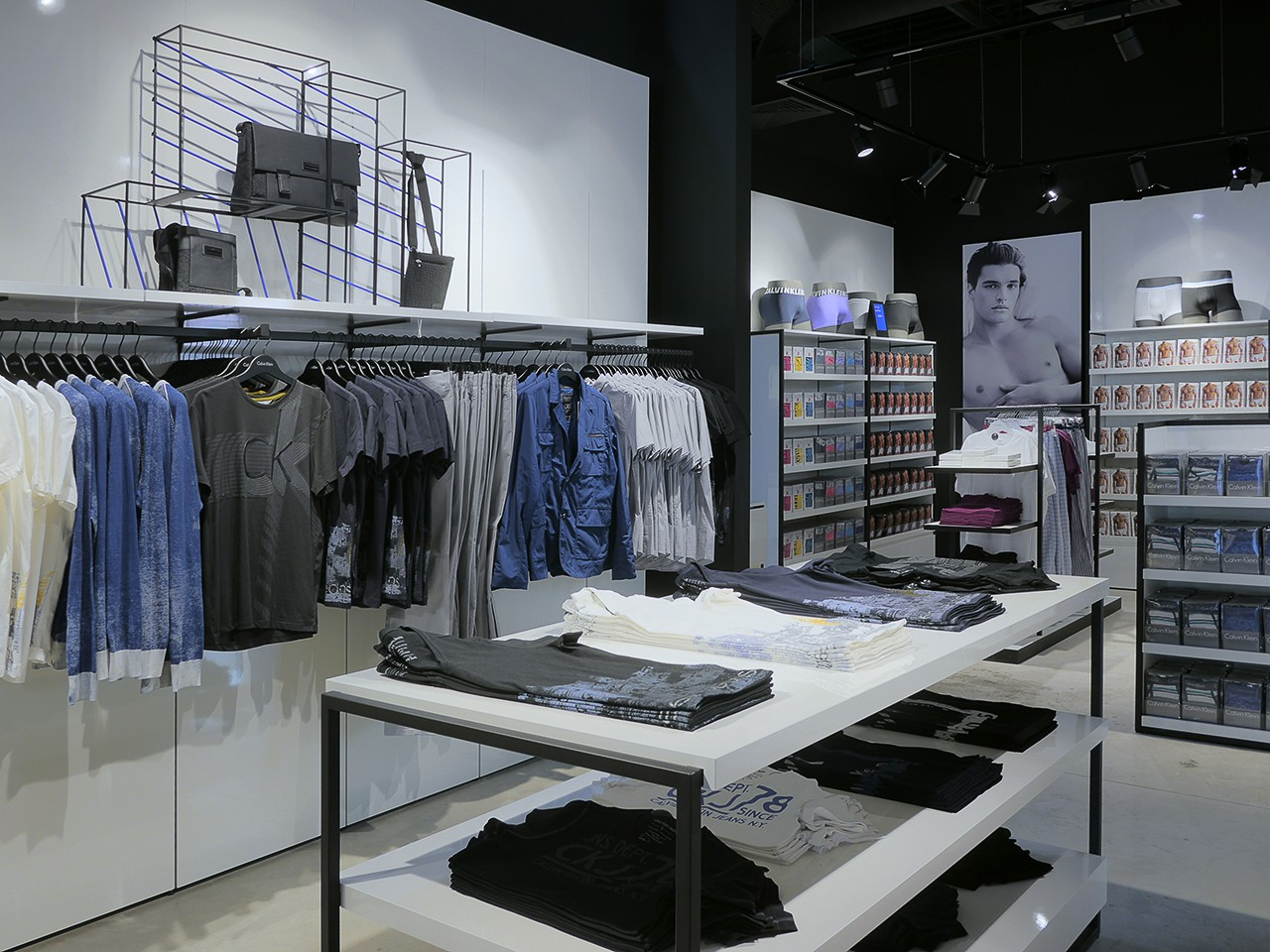 Interior Photographer Gallery: Calvin Klein Boutique