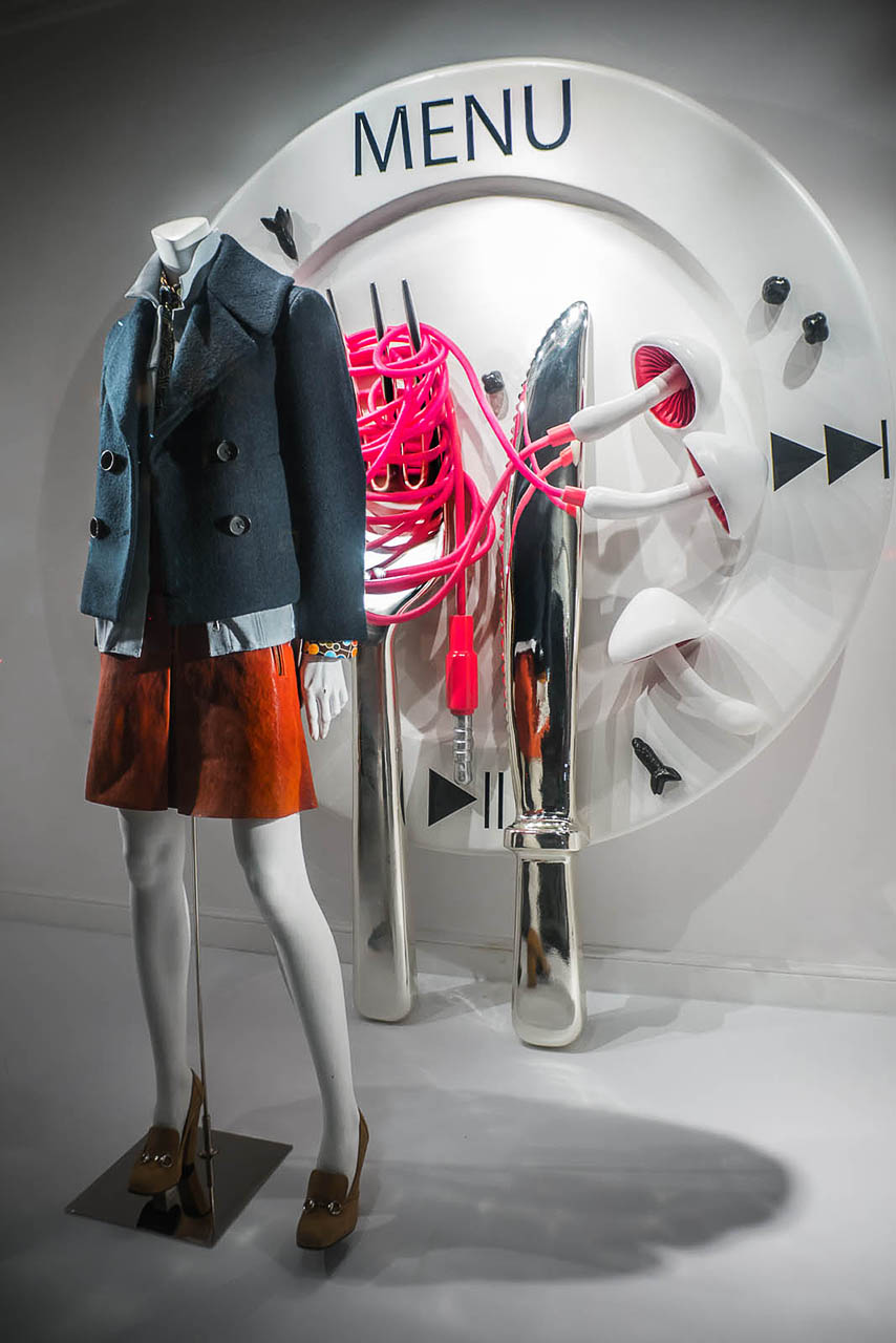 Window Displays & Visual Merchandising