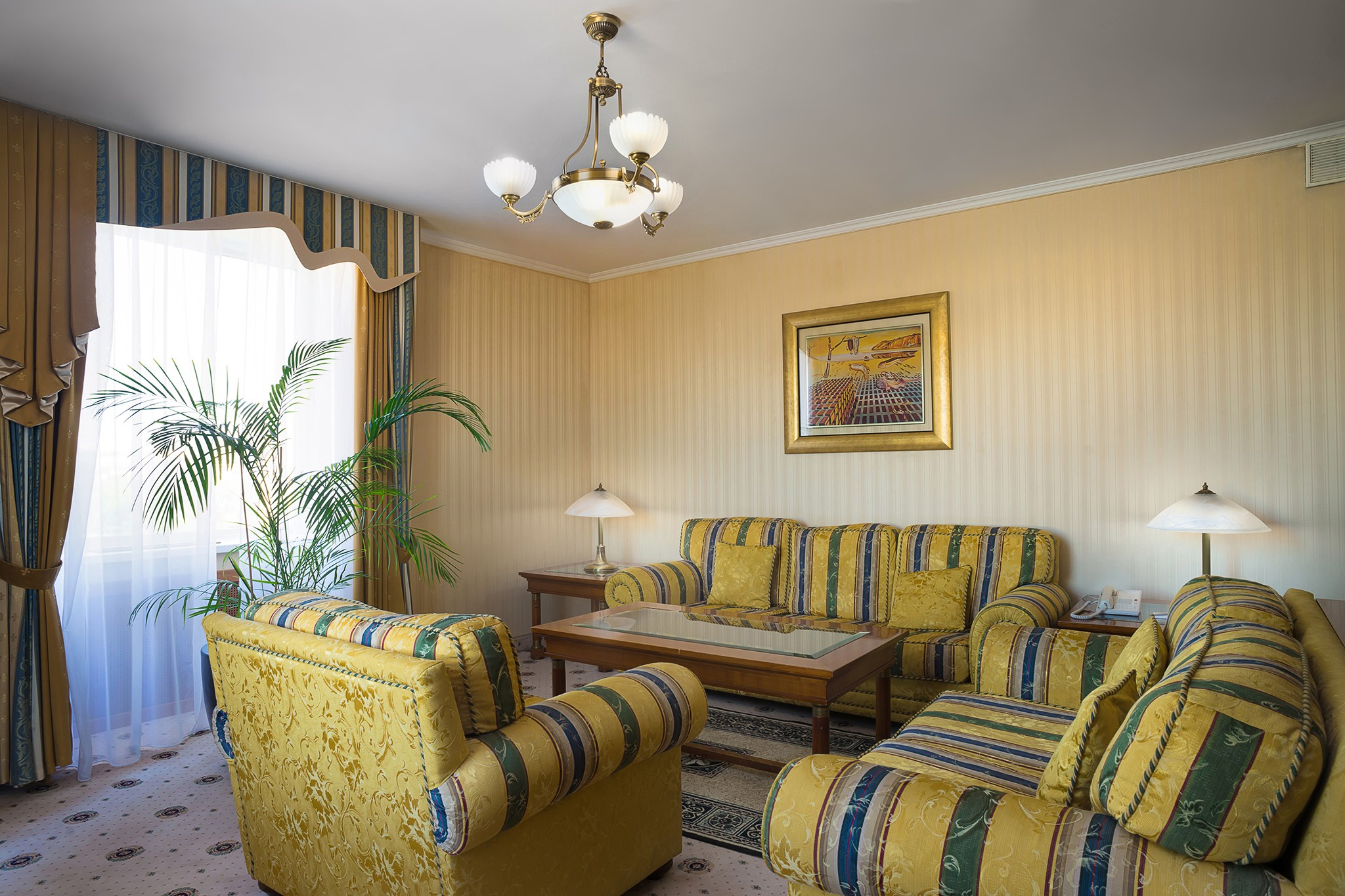Interior photography of hotel apartments interior photographer Kirill Toll