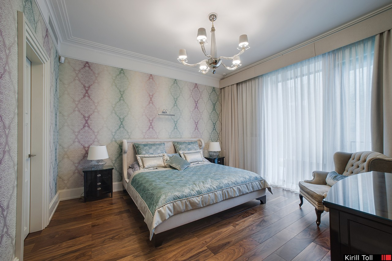 Professional-interior-photography-of-apartments-in-Skolkovo-in-the-presentation of real estate for sale by interior photographer Kirill Toll