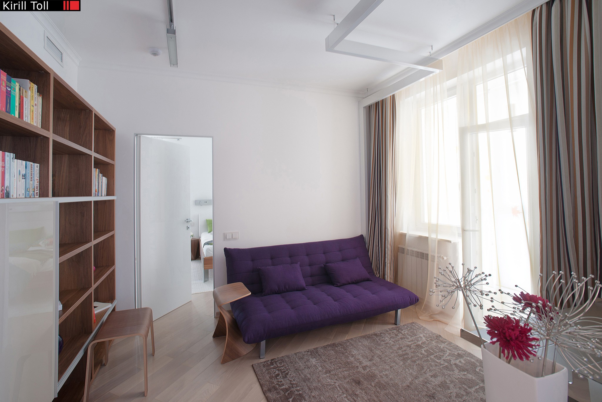 36 photos from one apartment. Interior photography