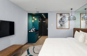 Hotel room. Interior photography of hotels and motels. Gallery of the photographer Kirill Toll