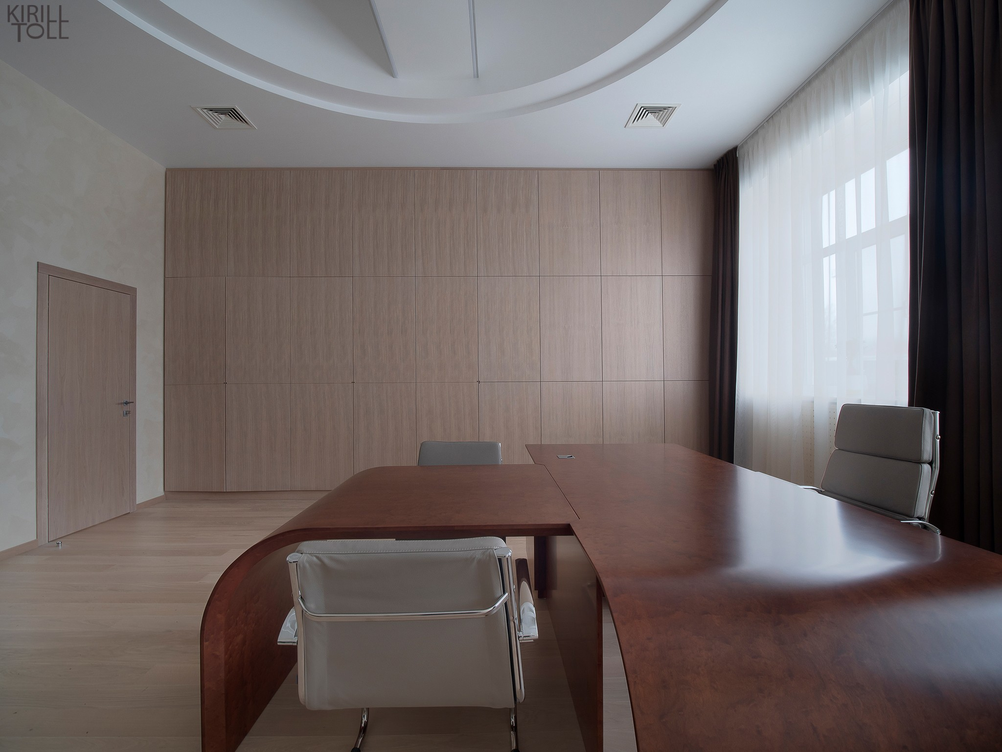 Photographing office cabinets and furniture for them. Interior photographer in Moscow Kirill Toll