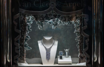 collection of photos of beautiful boutique showcases
