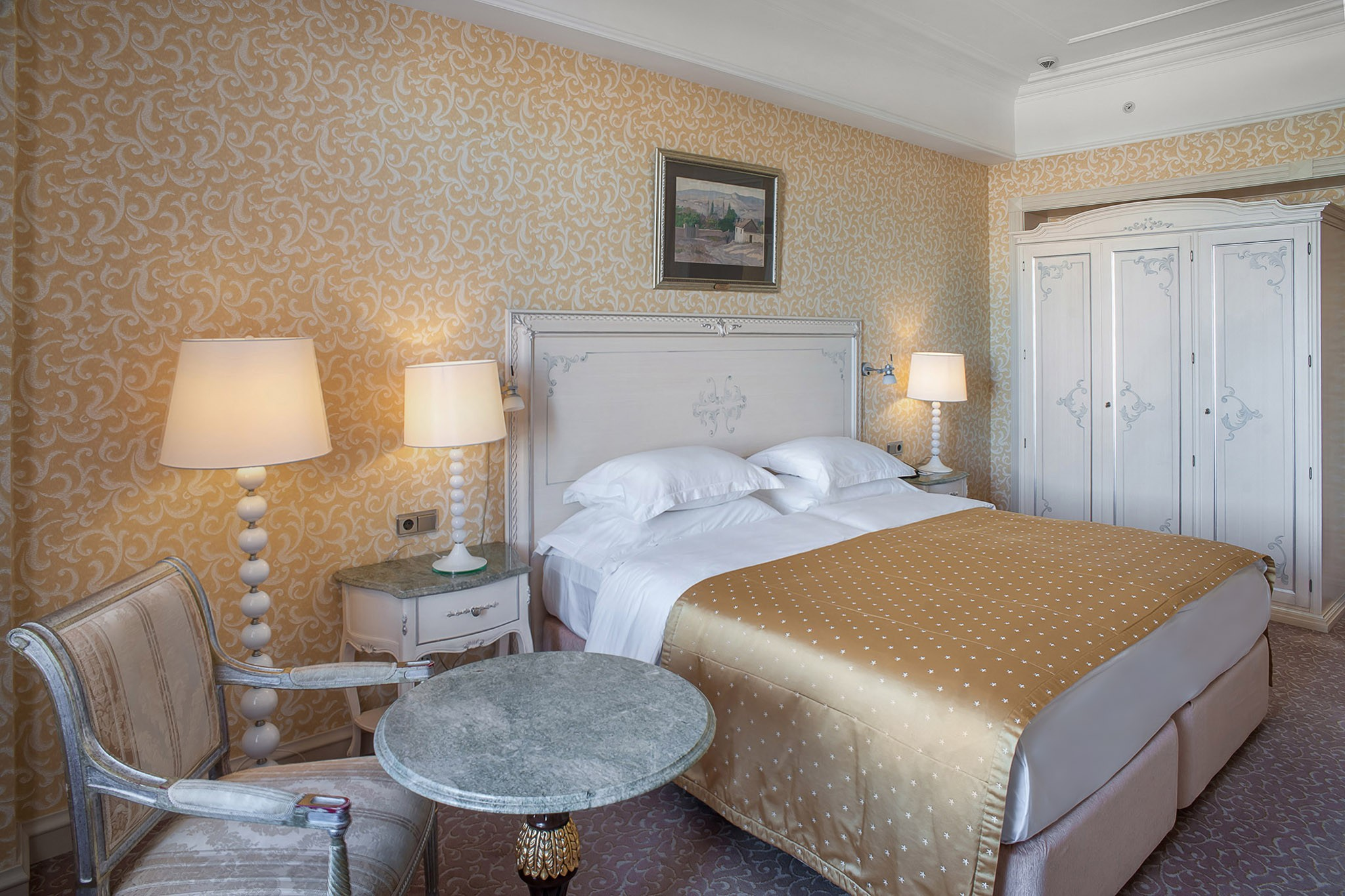 Hotel. The rooms. Interior photography